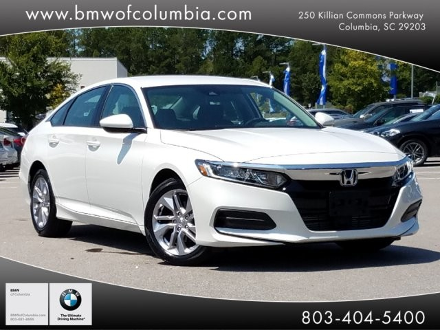 Pre-Owned 2019 Honda Accord Sedan