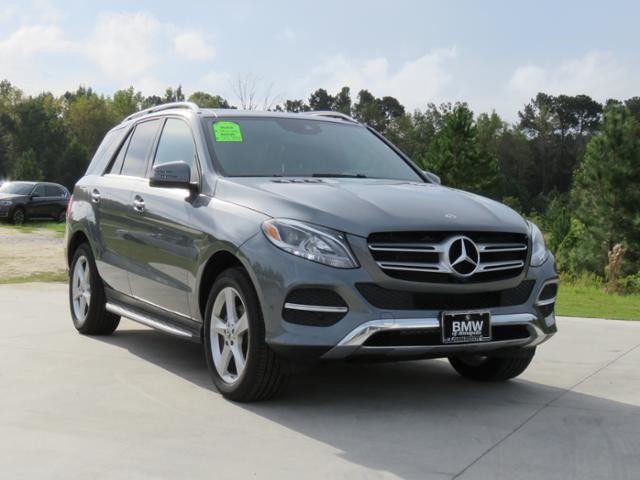 Pre Owned 2017 Mercedes Benz Gle