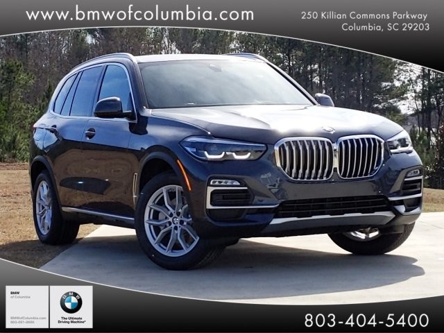 New 2020 BMW X5 sDrive40i