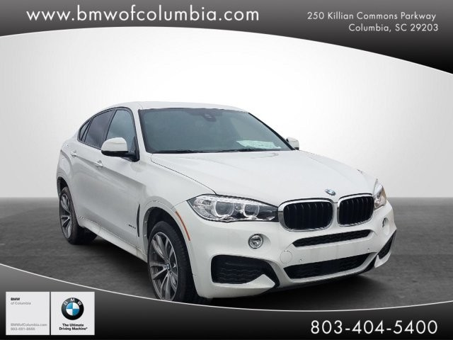 Pre-Owned 2019 BMW X6