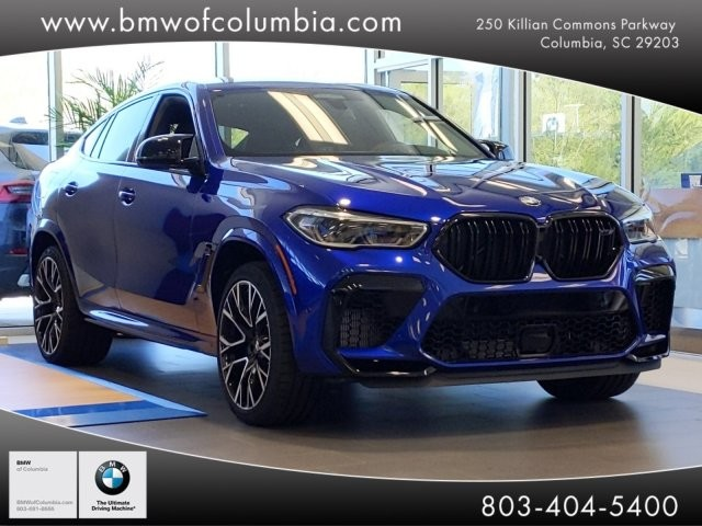 New 2020 BMW X6 M Competition