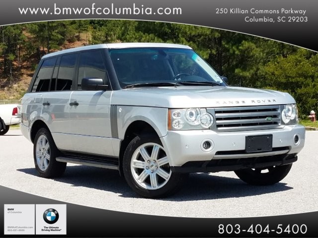 Used 2006 Land Rover Range Rover