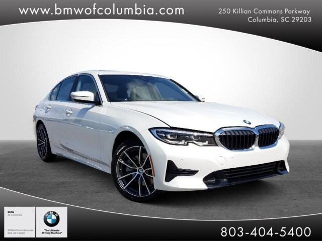 New 2019 Bmw 3 Series 330i Sedan In Columbia Kaj99543 Bmw Of Columbia