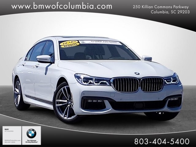 Pre-Owned 2019 BMW 7 Series