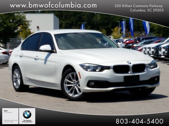 Certified Pre-Owned 2016 BMW 3 Series
