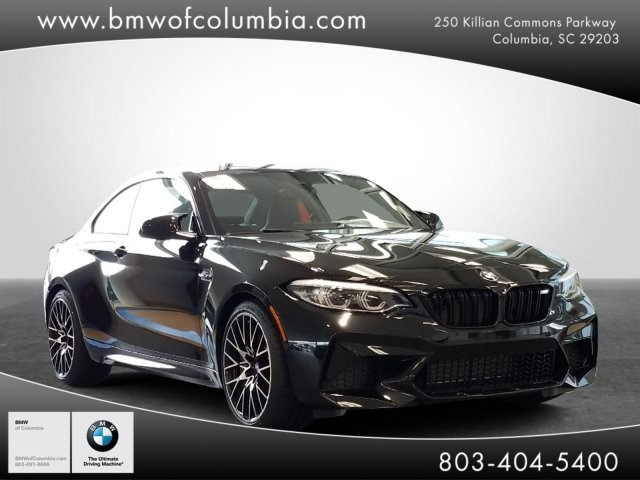 Bmw M2 Competition Rear Wheel Drive Coupe