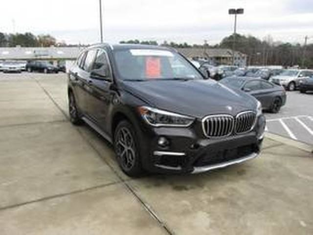 Pre-Owned 2017 BMW X1