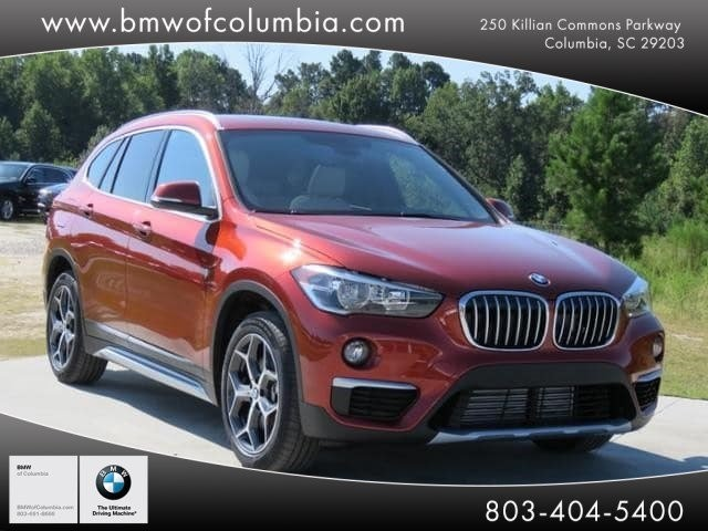 Pre-Owned 2018 BMW X1