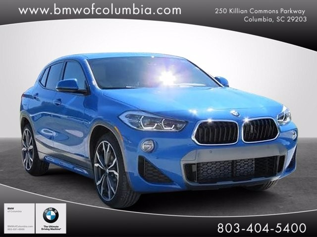 Certified Pre-Owned 2018 BMW X2