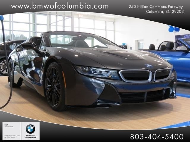 New 2019 Bmw I8 Convertible In Columbia Kvg98122 Bmw Of Columbia