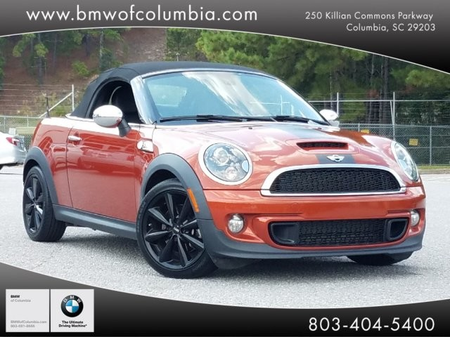 Pre-Owned 2012 MINI Cooper Roadster