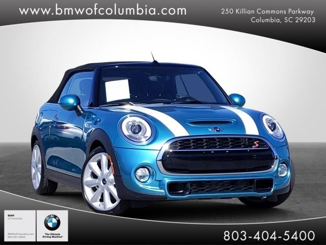 Pre-Owned 2018 MINI Convertible
