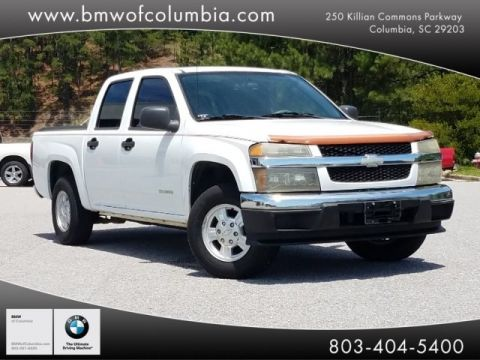 Used 2004 Chevrolet Colorado