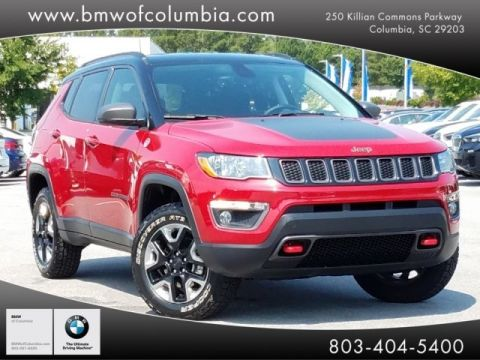 Pre-Owned 2018 Jeep Compass