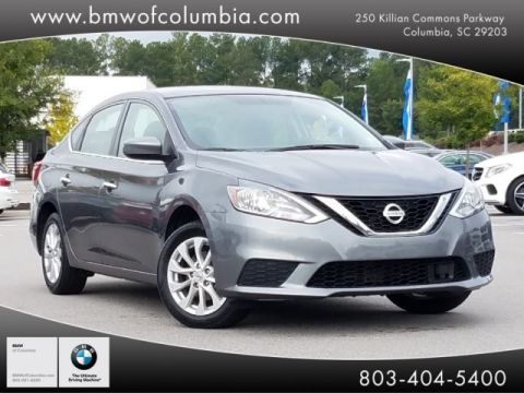 Pre-Owned 2018 Nissan Sentra