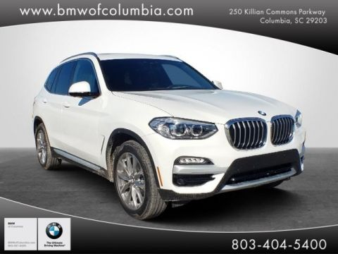 Pre-Owned 2019 BMW X3