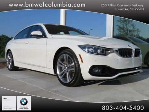 Pre-Owned 2019 BMW 4 Series