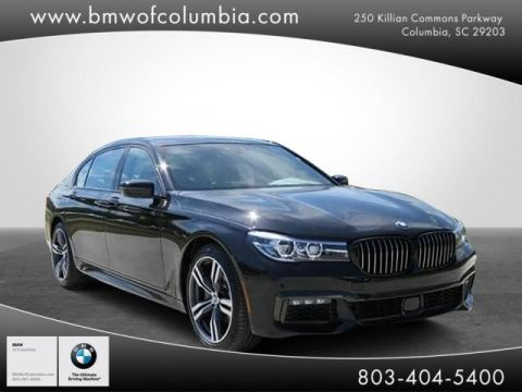 Used 2019 BMW 7 Series