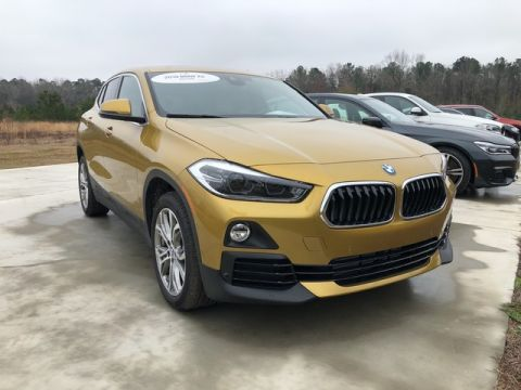 Pre-Owned 2018 BMW X2